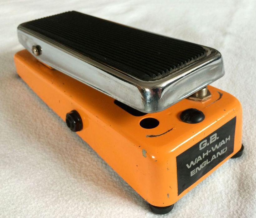dating vintage mxr pedals