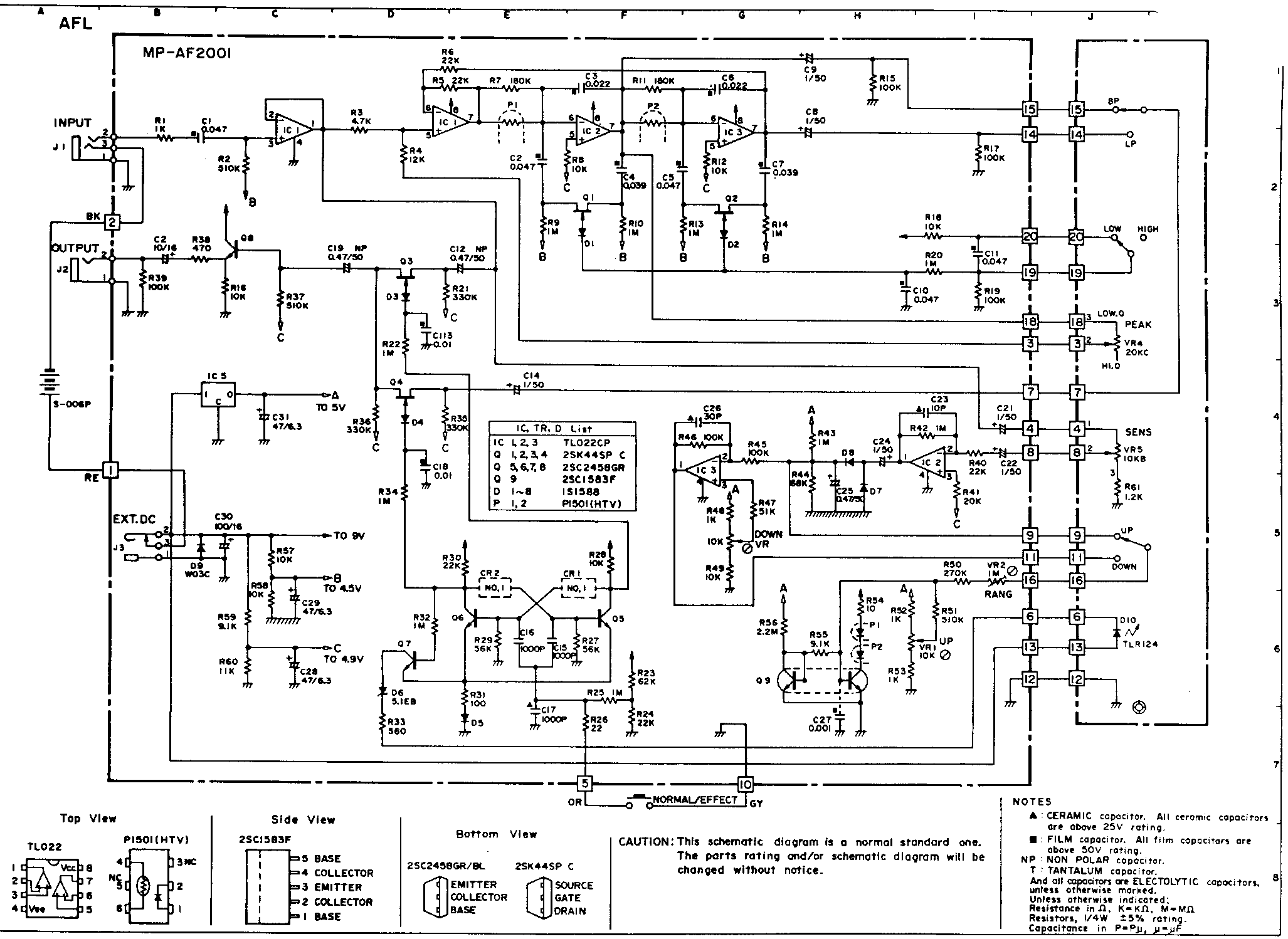 wiring diagram for danelectro boss wiring diagram wiring