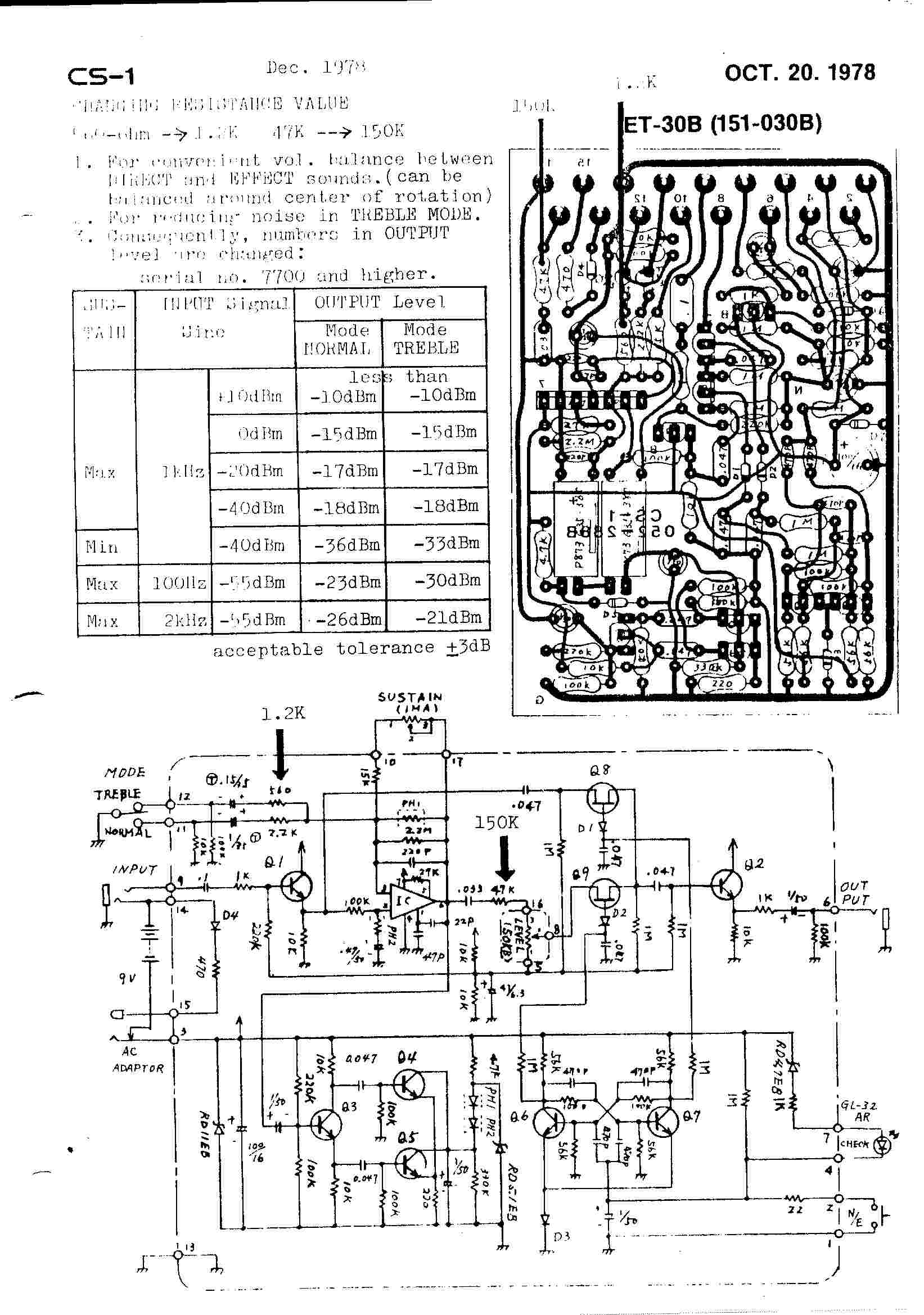 boss cs 2 schematic with Cs 1  Pr Sust on Pickup Color Codes in addition Boss 20  20Noise 20Gate 20NF 1 further Boss Audio Wiring Diagram additionally 音圧戦争 also 2sk30atm.