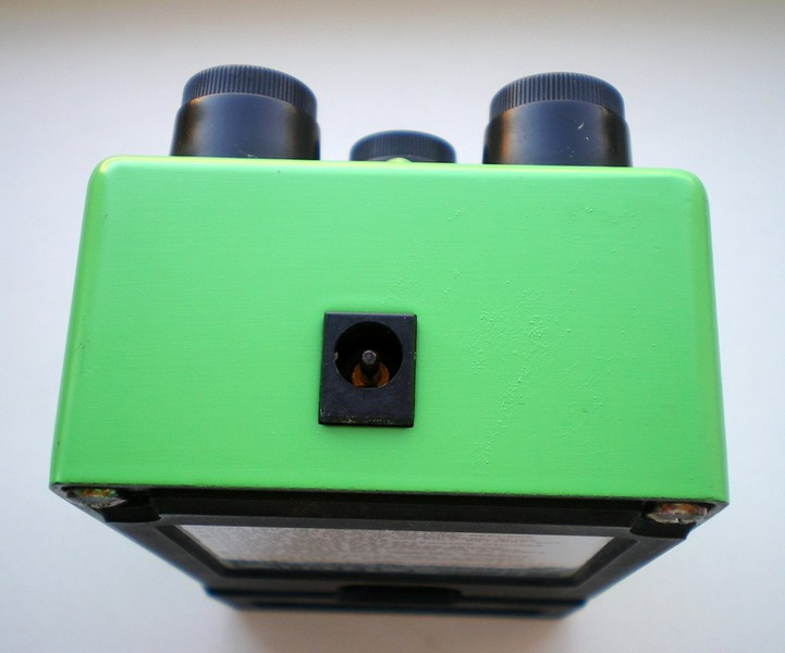TONEHOME - the World of Vintage Guitar Effects Pedals - TS9 Tube